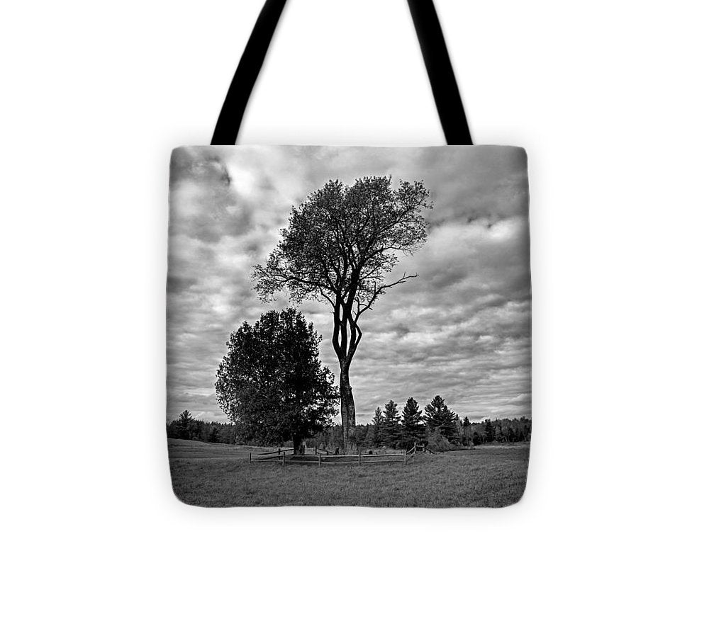 Vermont Cemetery - Tote Bag