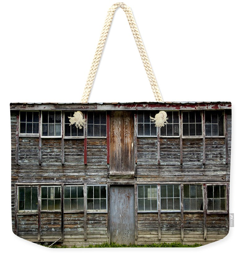 Vermont Chicken Coop 2 - Weekender Tote Bag