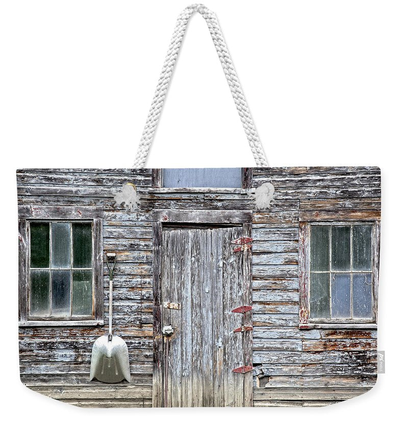 Vermont Chicken Coop 3 - Weekender Tote Bag