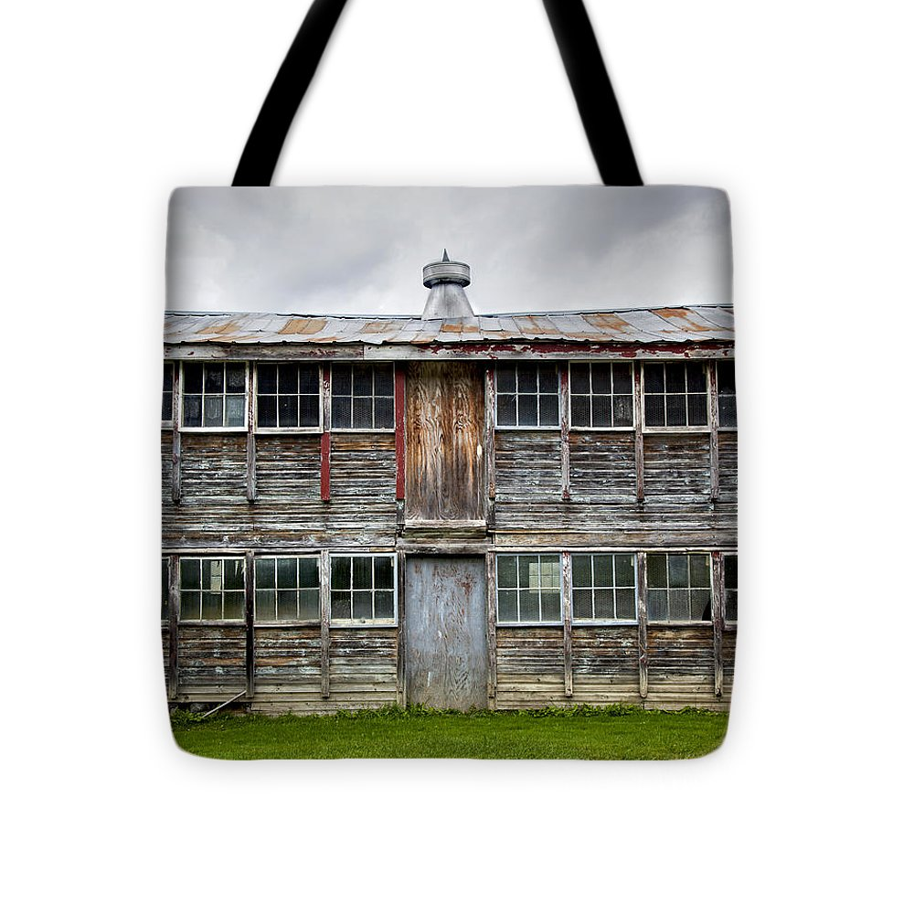 Vermont Chicken Coop - Tote Bag