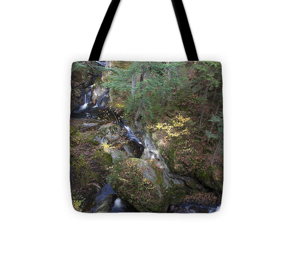 Vermont Stream 2 - Tote Bag