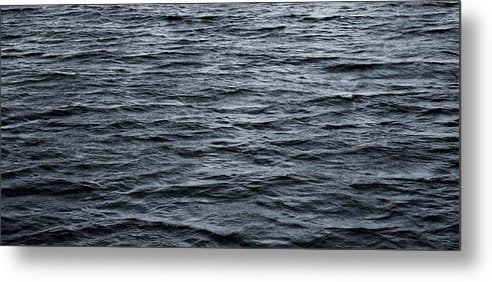 Waves - Metal Print