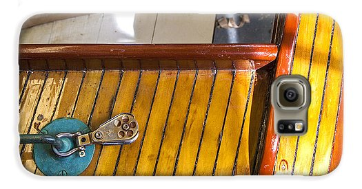 Wooden Sailboat Restoration 2 - Phone Case