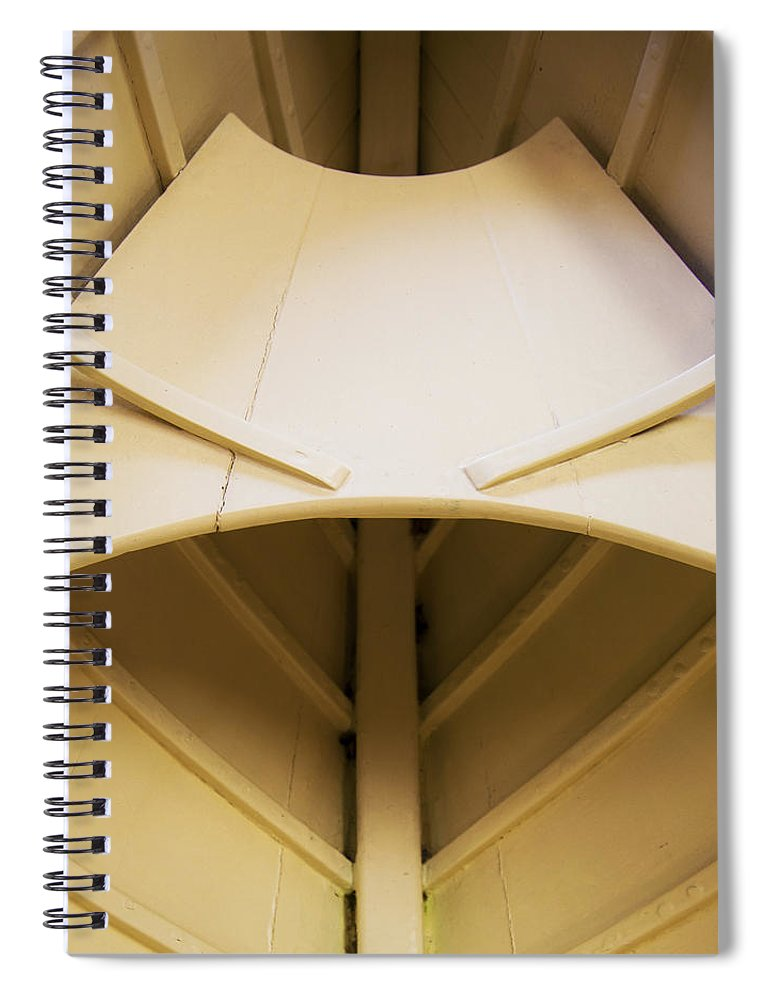 Wooden Dory - Spiral Notebook