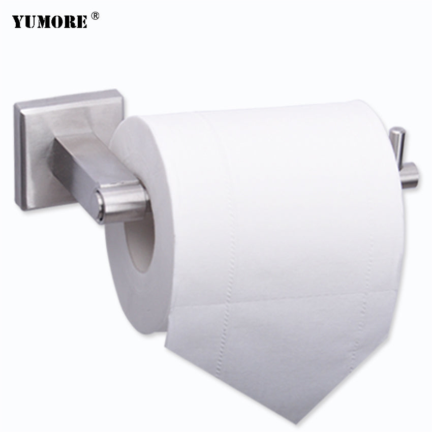 Creative Toilet Paper Holder With Shelf