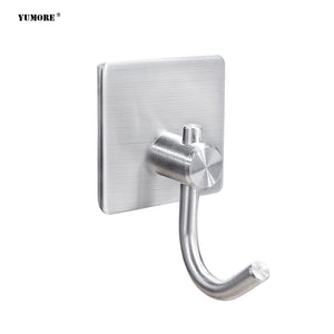 Wholesales stainless steel Adhesive Coat Hook