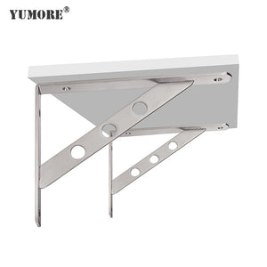 Wholesales stainless steel wall mounted shelf brackets