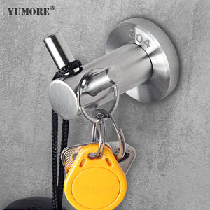 Factory price v hook stainless steel screw wall kitchen Hook