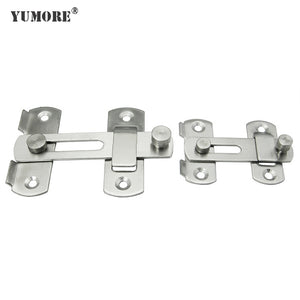 Wholesales stainless steel 73*50mm door shoot bolts