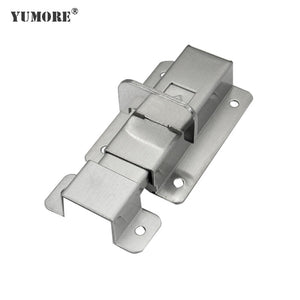 Wholesales stainless steel  70*46mm heavy duty barrel bolt lock