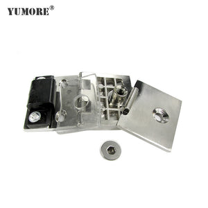 High-quality zinc alloy interior door hinge clamp