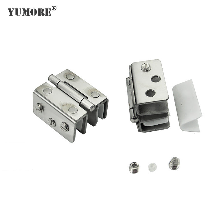 YUMORE Wholesales Factory price Rotate Door Accessories stainless steel door hinges