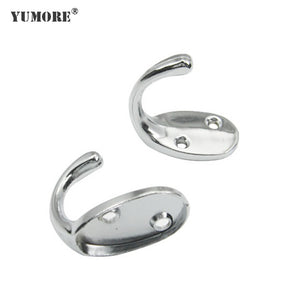 Wholesales Singles Zinc Alloy Creative Small door Cloth Hook