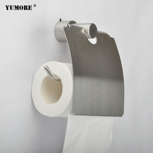 Awesome Metal Single Post Toilet Paper Holder