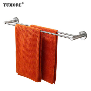 Dual tier bathroom racks(bathroom towel rack sets)