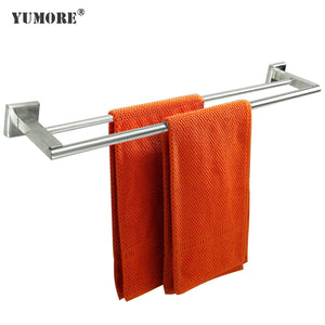 High quality 304 stainless steel bathroom wall folding towel racks
