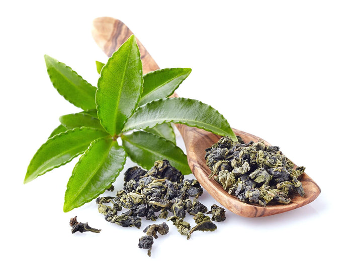 Green Tea Within Cosmetic Formulations... Does it actually work? Yes.