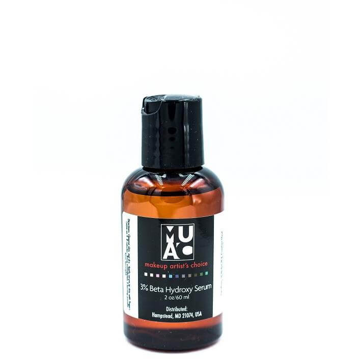 3% Beta Hydroxy (salicylic acid) Serum - Makeup Artists' Choice (1893773803610)