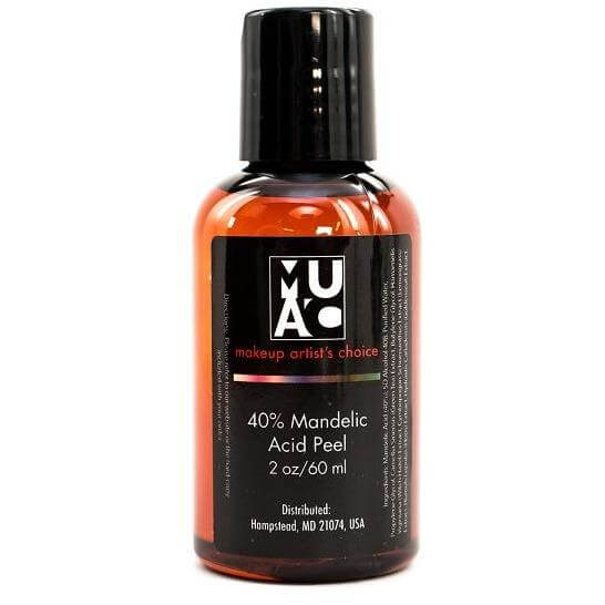 40% Mandelic Acid At Home Peel - Makeup Artists' Choice (1893782159450)
