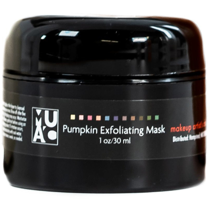 Pumpkin Exfoliating Mask w/5% Glycolic Acid Peel - Makeup Artists' Choice