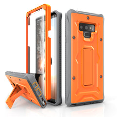 Vanguard Series Galaxy Note 9 Case - Orange - AmardilloTek