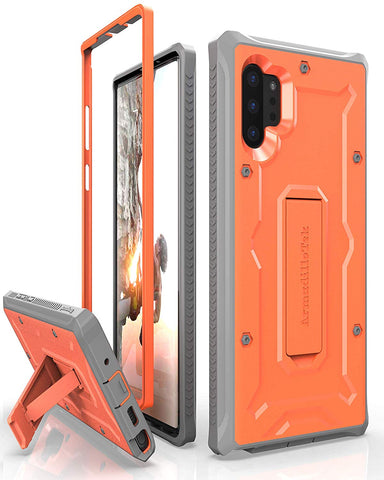 Vanguard Designed for Samsung Galaxy Note 10+Plus /5G Case -- Orange - AmardilloTek