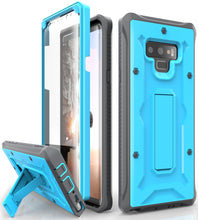 Load image into Gallery viewer, Vanguard Series Galaxy Note 9 Case - Blue - AmardilloTek