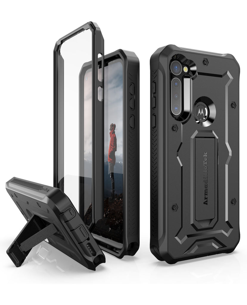 Vanguard Series For Motorola G Stylus [2020 Version]