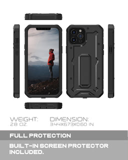 Vanguard Series Apple iPhone 12 Pro Max (6.7 inches) Case