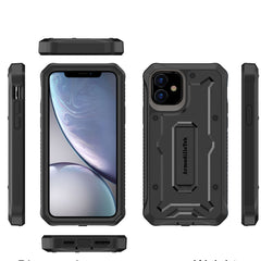 Vanguard Series Apple iPhone 11 (6.1 inches) Case - Black - AmardilloTek