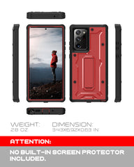 Vanguard Series Samsung Galaxy Note 20 Ultra 5G Case