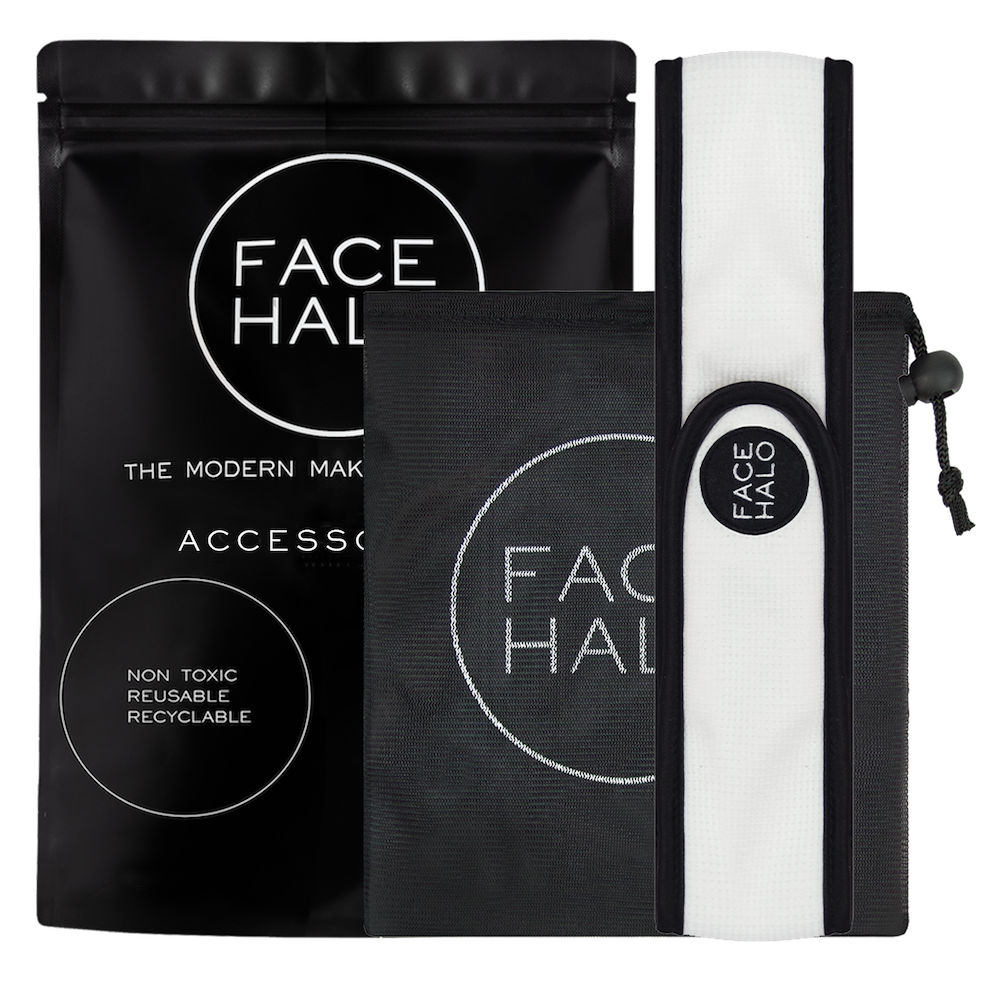 Face Halo Accessories Pack - Blush Rose
