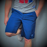 321 Go Lite WOD Shorts Navy Mens Shorts - 321Apparel - crossfit