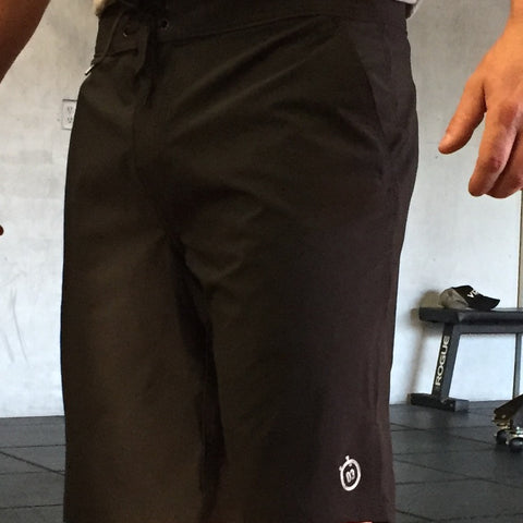 321 Go Lite WOD Shorts Black