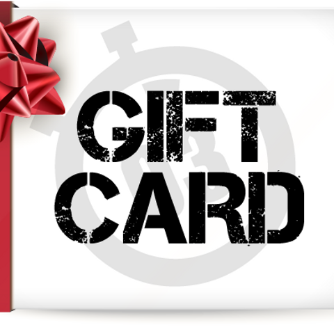 Gift Card Gift Card - 321Apparel - crossfit