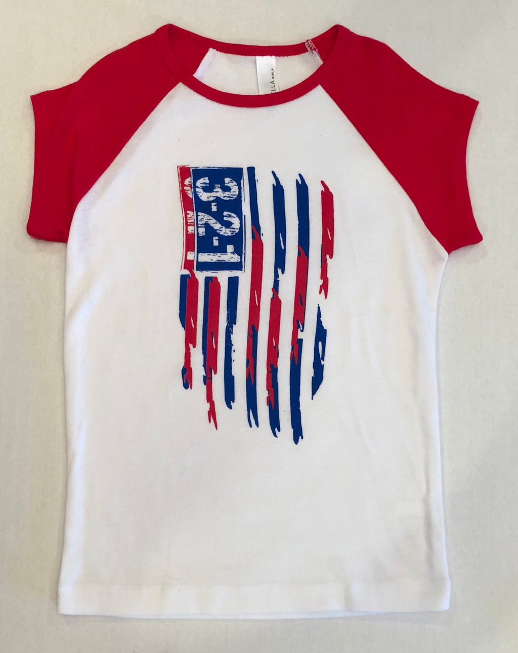 Girls Flag T-Shirt