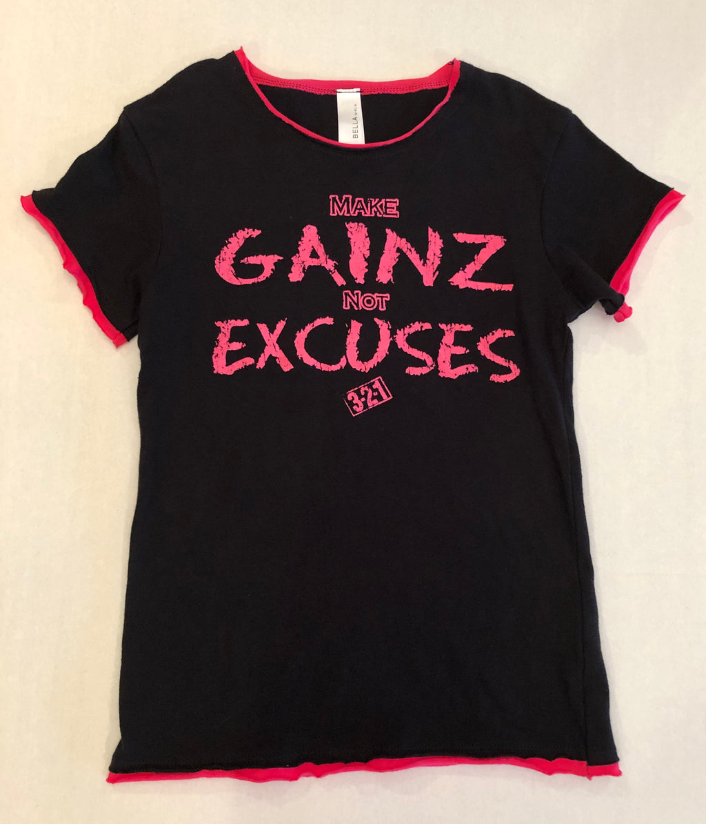 Girls Gainz T-Shirt