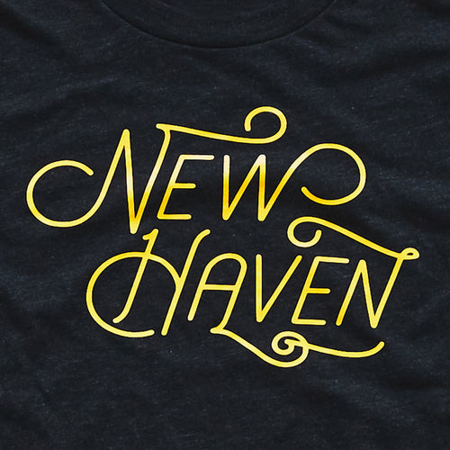 New Haven Script T-Shirt