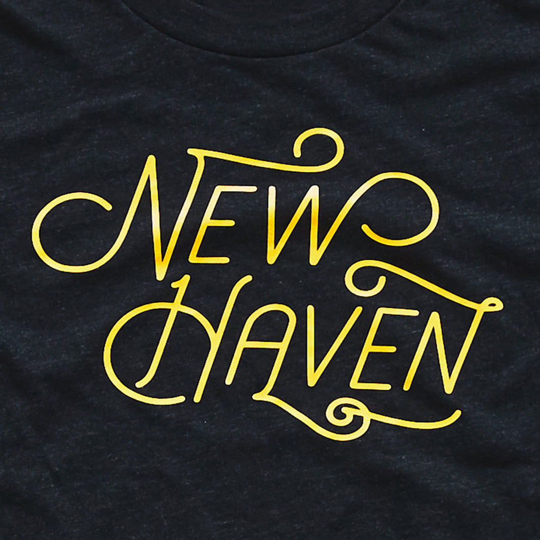 New Haven Script Kids T-Shirt