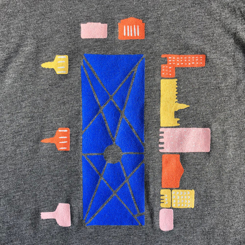 Limited Edition New Haven Urban Blocks T-Shirt