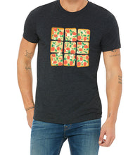 Load image into Gallery viewer, Limited Edition New Haven Nine Square Pizza T-Shirt