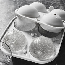 Load image into Gallery viewer, Death Star Ice Cube Tray