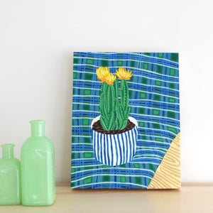 Houseplant Paintings