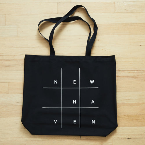 New Haven Tote Bag