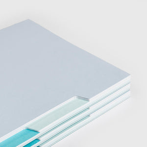 Mishmash  Notebook with Tabs
