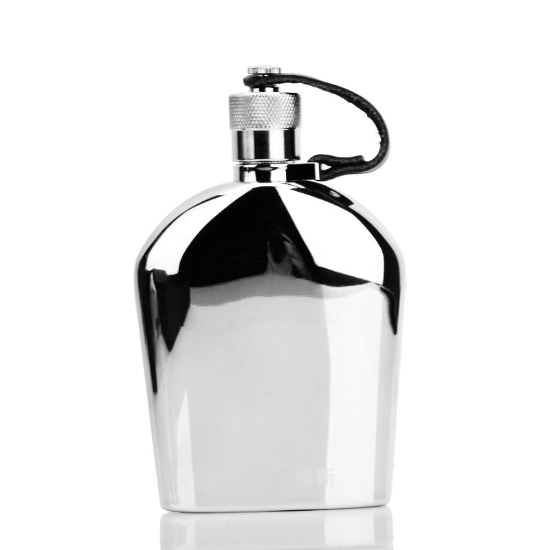 Whisky Jug Shaped 5 oz Flask | WhiskyWhiskey.Co