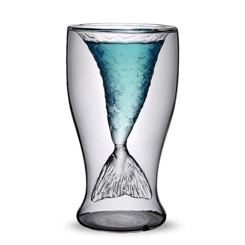 Fishtail Cocktail Glass  | WhiskyWhiskey.co | Glass