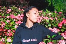 Load image into Gallery viewer, Angel Cult Old English Hoodie