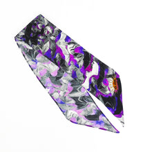 Load image into Gallery viewer, Chiroptera Bat Print Silk Skinny Minnie