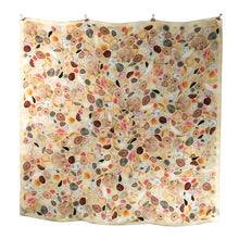 Load image into Gallery viewer, Conchae Sea Shell Print Silk Scarf